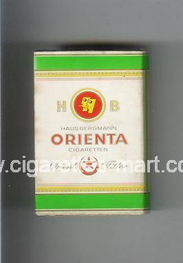 Orienta (design 1) (Orient Filter) ( hard box cigarettes )