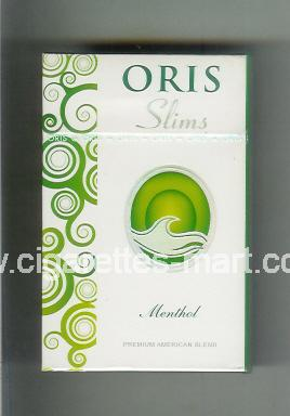 Oris (design 5) (Slims) ( hard box cigarettes )