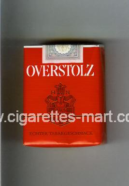 Overstolz (design 2) ( soft box cigarettes )