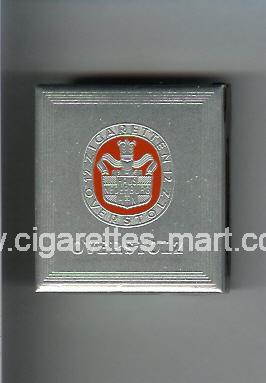 Overstolz (design 5) ( hard box cigarettes )