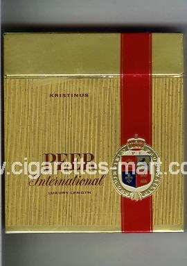 Peer (design 6) (International) ( box cigarettes )