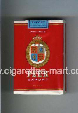 Peer (design 9) (Export) ( soft box cigarettes )