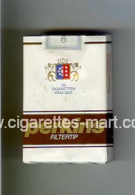 Perkins (german version) (Filtertip) ( soft box cigarettes )