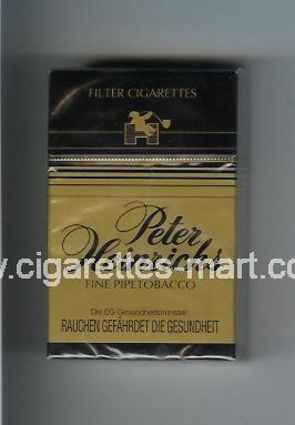 Peter Heinrichs (Fine Pipetobacco) ( hard box cigarettes )