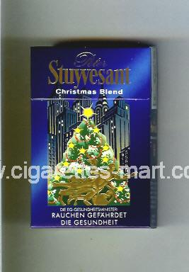 Peter Stuyvesant (collection design 2) (Christmas Blend) ( hard box cigarettes )