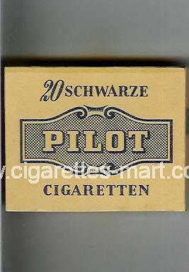 Pilot (german version) (design 1) ( box cigarettes )
