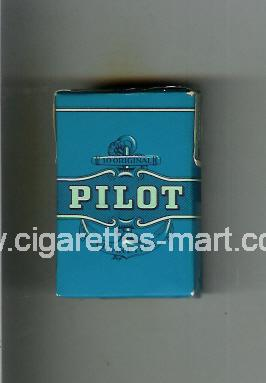 Pilot (german version) (design 2A) (Original) ( soft box cigarettes )
