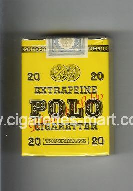 Polo (german version) (design 1) (Extrapeine Cigaretten) ( soft box cigarettes )
