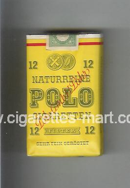 Polo (german version) (design 1) (Naturreine Cigaretten) ( soft box cigarettes )