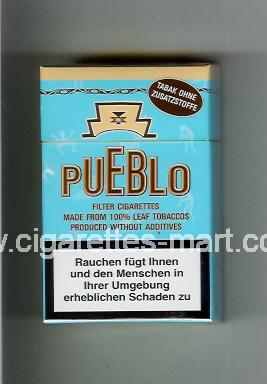 Pueblo ( hard box cigarettes )