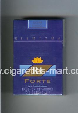 R 1 (design 2) (Forte / Extra Choice) ( hard box cigarettes )