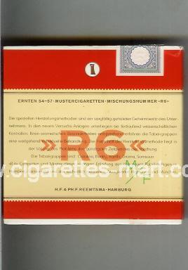 R 6 (design 1B) (M/F) ( box cigarettes )
