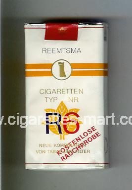 R 6 (design 2) ( soft box cigarettes )
