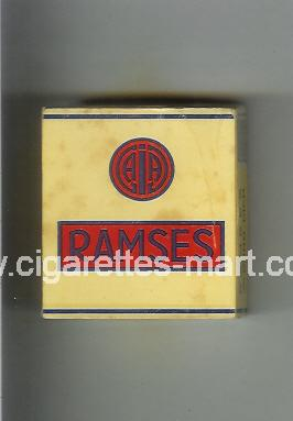 Ramses (design 1) ( hard box cigarettes )