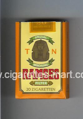 Ramses (design 2) ( soft box cigarettes )