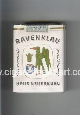 Ravenklau ( soft box cigarettes )
