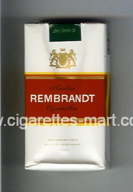 Rembrandt (german version) ( soft box cigarettes )