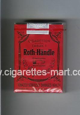 Roth-Handle ( soft box cigarettes )