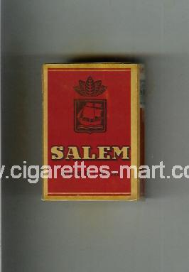 Salem (german version) (design 1) (Rund - O/M) ( hard box cigarettes )