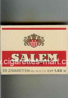 Salem (german version) (design 2) (Rund - O/M) ( box cigarettes )