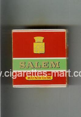 Salem (german version) (design 3) (Rund O/M) ( hard box cigarettes )
