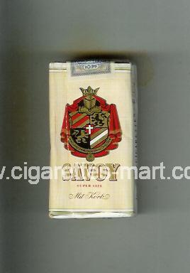 Savoy (german verion) (Mit Kork) ( soft box cigarettes )