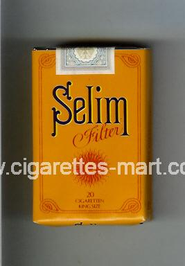 Selim (design 2) (Filter) ( soft box cigarettes )