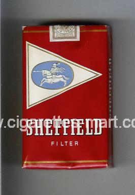 Sheffield (german version) (Filter) ( soft box cigarettes )
