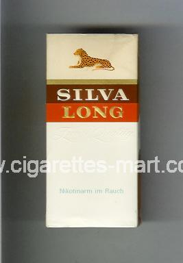 Silva (design 1) Long ( hard box cigarettes )
