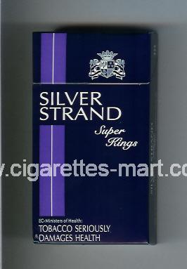 Silver Strand ( hard box cigarettes )