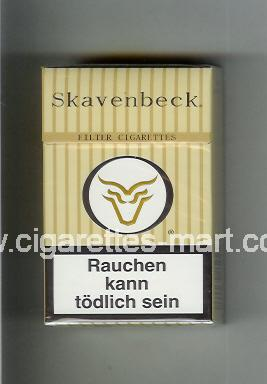 Skavenbeck ( hard box cigarettes )