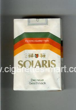 Solaris ( soft box cigarettes )
