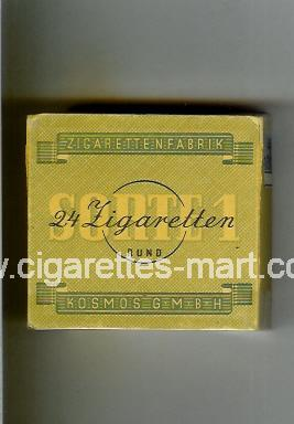 Sorte 1 (design 2) ( box cigarettes )