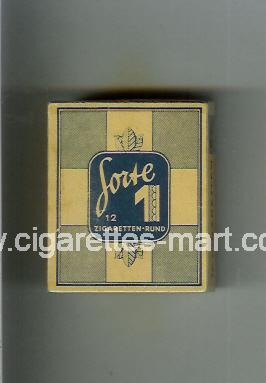 Sorte 1 (design 3) ( hard box cigarettes )