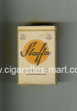 Staffa (design 2) (Spezial) ( hard box cigarettes )