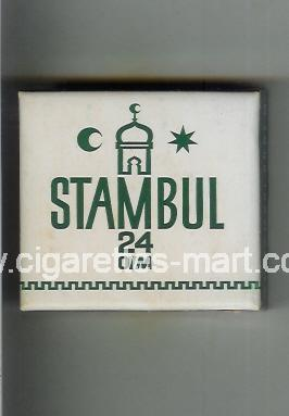 Stambul (german version) ( box cigarettes )