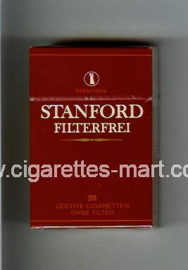 Stanford (german version) (Filterfrei) ( hard box cigarettes )
