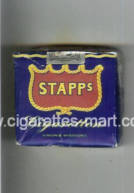 Stapps (Cigaretten) ( soft box cigarettes )