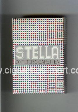 Stella (german version) (design 2) ( hard box cigarettes )