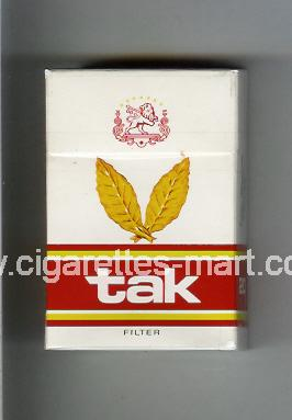 Tak (Filter) ( hard box cigarettes )