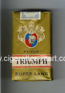 Triumph (german version) ( soft box cigarettes )