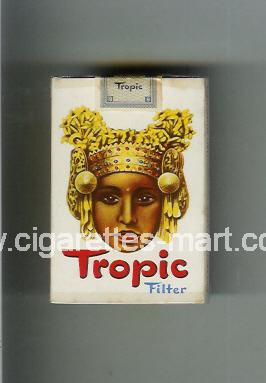 Tropic (Filter) ( hard box cigarettes )