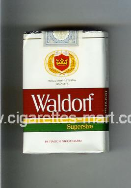 Waldorf (Waldorf Astoria Quality) ( soft box cigarettes )