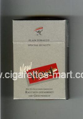 West (design 4) New ( hard box cigarettes )