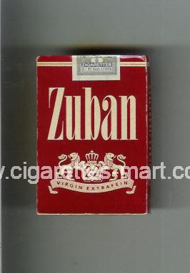 Zuban (design 1) (22 / Virgin Extrafein) ( hard box cigarettes )