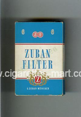 Zuban (design 2) Filter ( hard box cigarettes )