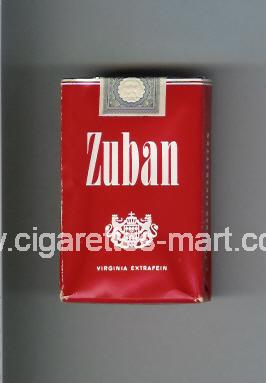 Zuban (design 3) ( soft box cigarettes )